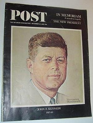 The Saturday Evening Post, December 14, 1963: Contributors, Multiple