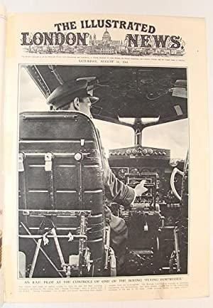 The Illustrated London News, August 16, 1941: Contributors, Various