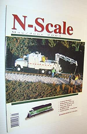 N-Scale Magazine May/June 2003, Vol. 15 No. 3