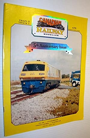 Canadian Railway Modeller, February/March 1995