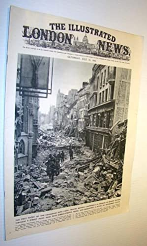 The Illustrated London News, 22 July 1944: Contributors, Various