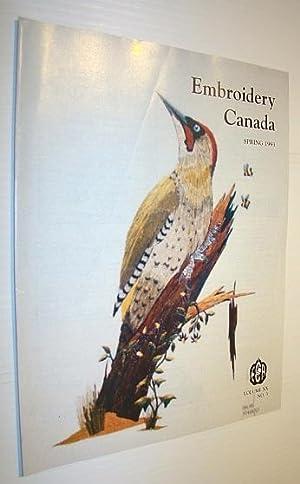 Embroidery Canada Magazine, Spring 1993: Contributors, Multiple