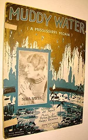 Muddy Water (A Mississippi Moan) - Sheet Music for Voice and Piano with Ukulele Chords: Trent,