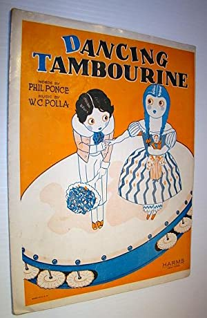 Dancing Tambourine - Sheet Music for Piano and Voice with Ukulele Chords: Ponce, Phil; Polla, W.C.