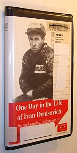One Day in the Life of Ivan Denisovich - Unabridged Audiobook on 3 Audio Cassette Tapes (Narrated ...
