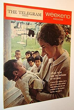 Weekend Magazine, 27 May 1967 (Newspaper Insert): Robinson, Cyril; Purnell,