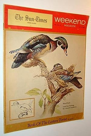 Weekend Magazine, 19 October 1968 - J.: Pickersgill, J.W.; Forster,