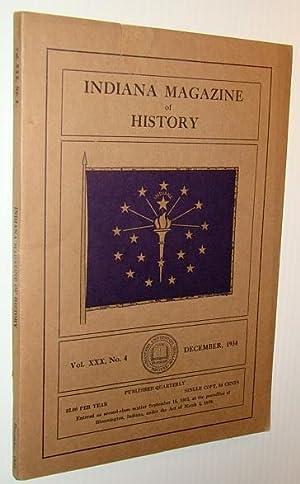 Indiana History Magazine, December 1934: Reser, Dr. William