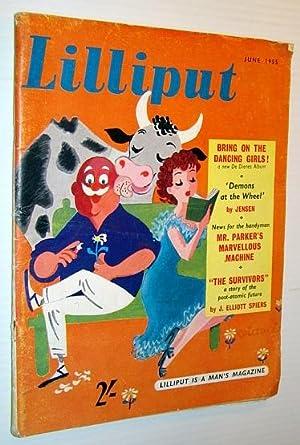 Lilliput Magazine, June 1955: Spiers, J. Elliot;
