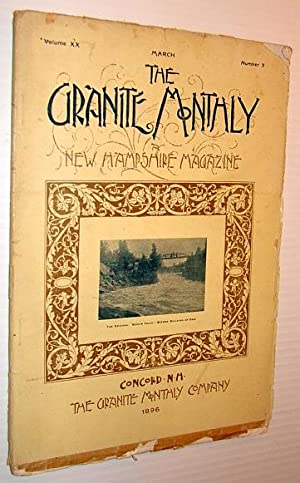 The Granite Monthly - A New Hampshire: Chandler, Hon. William
