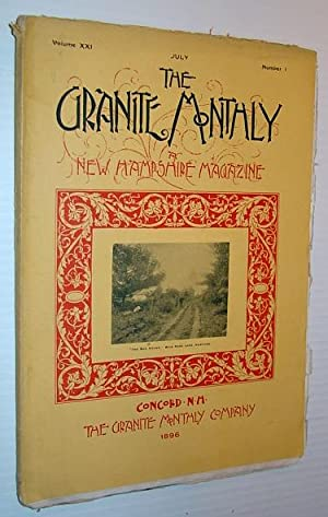 The Granite Monthly - A New Hampshire: Lane, L.K.H.; Hoyt,