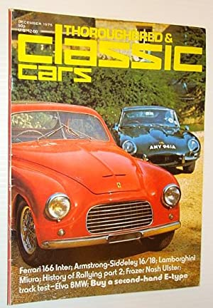 Thoroughbred and Classic Cars Magazine, December 1975: Contributors, Multiple