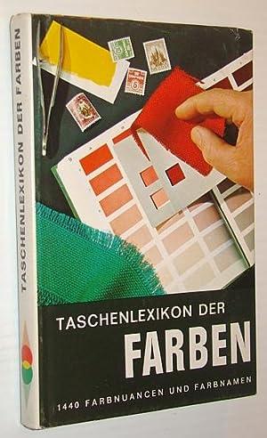 Taschenlexikon Der Farben - 1440 Farbnuancen Und: Kornerup, Andreas; Wanscher,