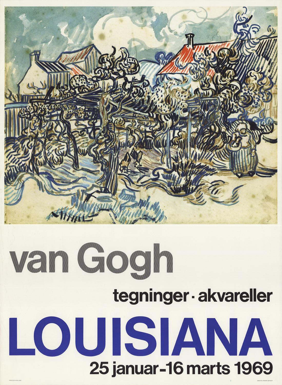 Vincent van Gogh-Louisiana-1969 Poster by van Gogh, Vincent: Not ...