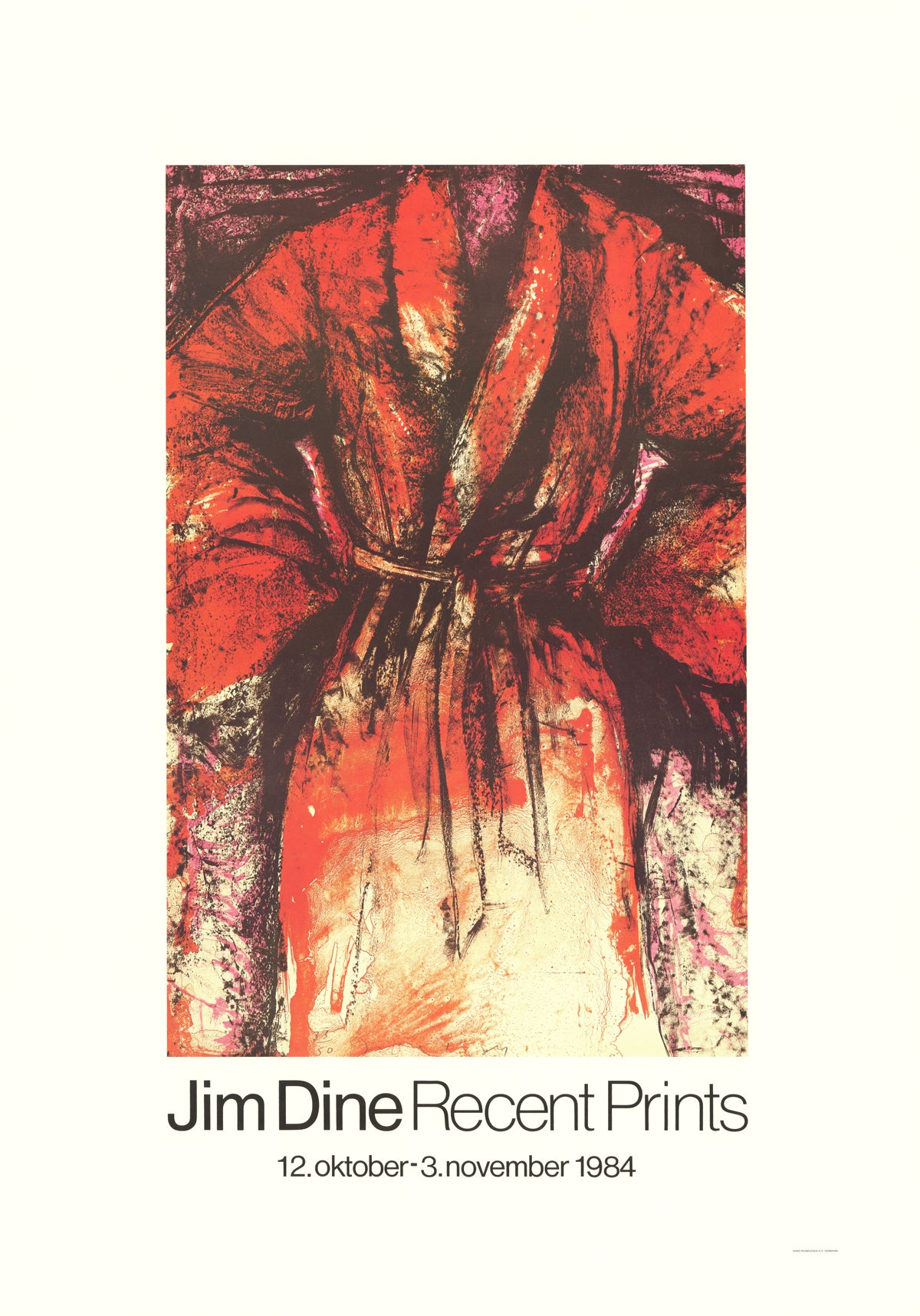 Jim Dine: Drawing with Light