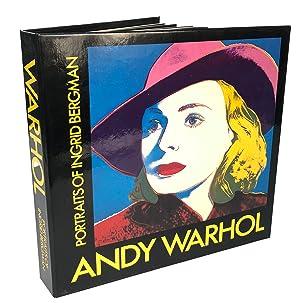 Andy Warhol: Portraits of Ingrid Bergman-1983 Book: Warhol, Andy