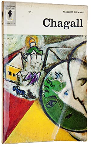 MARC CHAGALL-1963 Book: Damase, Jacques