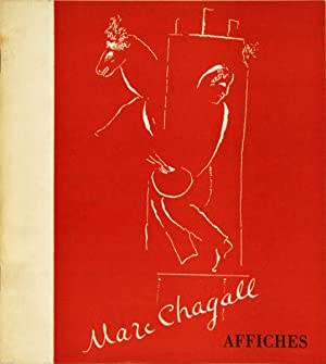 Marc Chagall Affiches-1970 Book: Chagall, Marc
