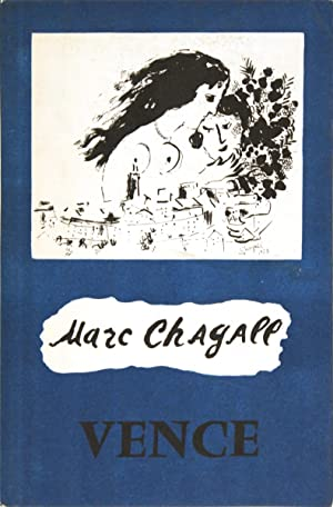 Marc Chagall Vence-1967 Book: Chagall, Marc