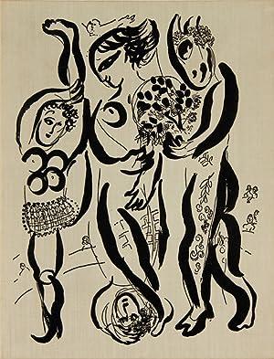 Marc Chagall Das Graphische Werk-1957 Book: Chagall, Marc