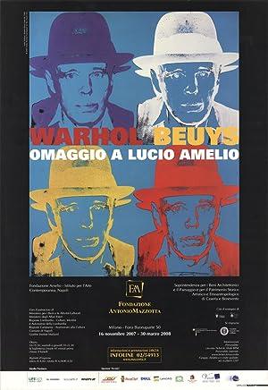 2007 Andy Warhol Joseph Beuys State III: Warhol, Andy