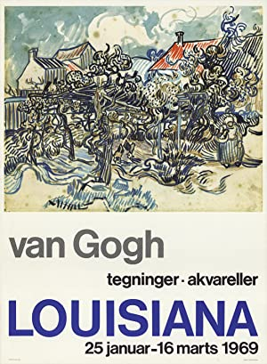 Vincent van Gogh-Louisiana-1969 Poster
