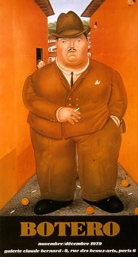 Fernando Botero-Los Cigarros-1979 Poster: Botero, Fernando