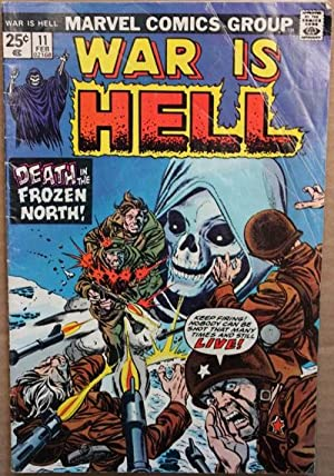 War is Hell #11-1974 Book