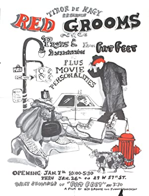 Red Grooms-Red Grooms-Lithograph: Grooms, Red