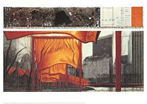 Javacheff Christo-The Gates XIX-Poster