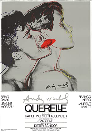 Andy Warhol-Querelle Grey-1983 Poster