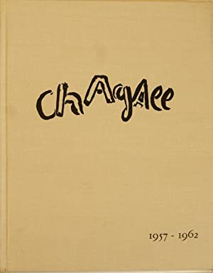 Chagall Lithographe II (1957-1962)-1963 Mourlot Book