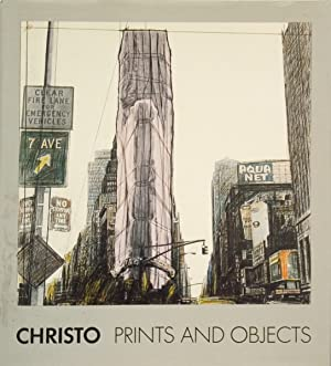 Javacheff Christo Prints and Objects 1963-1987 : A Catalogue Raisonne-1988 Book