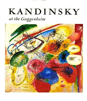 Kandinsky at the Guggenheim-1983 Book: Kandinsky, Wassily