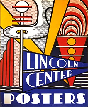 Lincoln Center Posters-1980 Book