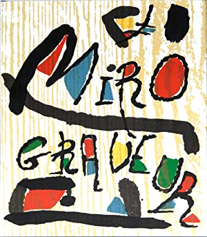Miro Engravings volume 3 (1973-1975)-1992 Book