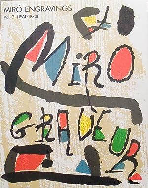 Miro Graveur Volume II (1961-1973)-1973 Book: Miro, Joan