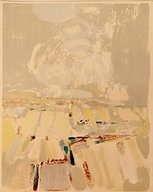 Roger Muhl-Champs au Printemps-1963 Mourlot Lithograph: Muhl, Roger