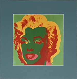 Andy Warhol Marilyn Monroe Poster: Warhol, Andy