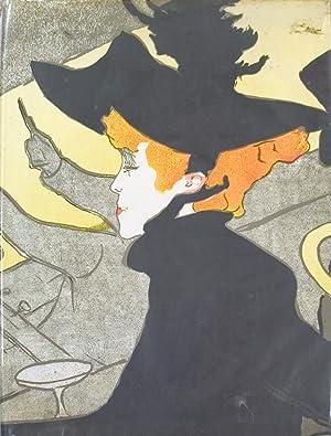 Lautrec Posters-1966 Mourlot Book: Toulouse-Lautrec, Henri de
