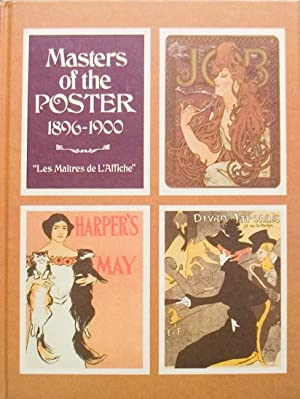 Masters of the Poster 1896-1900-1977 Book: Rennert, Jack