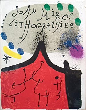 Miro Lithographies Volume I, 1930-1952-1972 Mourlot Book
