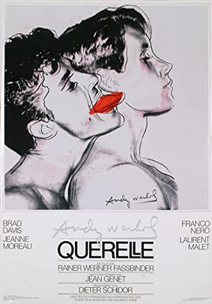 Andy Warhol-Querelle-1983 Poster: Warhol, Andy