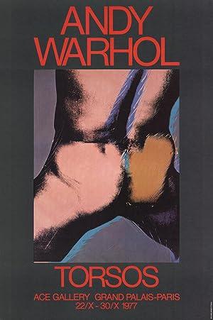 Andy Warhol-Torsos-1977 Poster: Warhol, Andy
