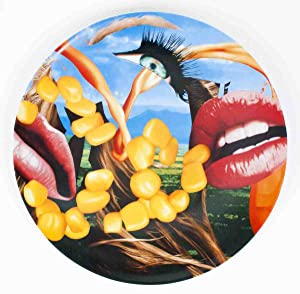 Jeff Koons-Lips-2012 Plate: Koons, Jeff