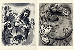Marc Chagall Pages 45 & 46 Poster: Chagall, Marc