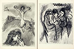 Marc Chagall Pages 41 & 42 Poster: Chagall, Marc