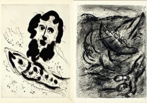 Marc Chagall Pages 85 & 86 Poster: Chagall, Marc