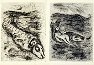 Marc Chagall-Pages 87 & 88-Poster: Chagall, Marc
