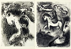 Marc Chagall Pages 93 & 94 Poster: Chagall, Marc
